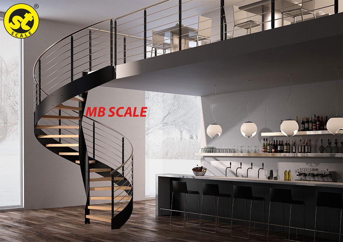 Scale E Ringhiere Per Interni offerta - scale soppalchi ringhiere - marco bragetti